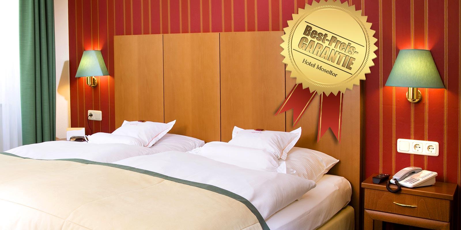 Hotelpreise Hotel Moseltor