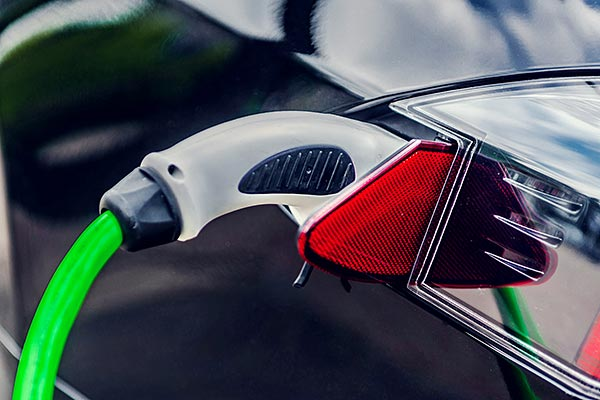 Elektro-Fahrzeuge aufladen