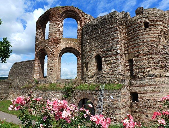 Römischen Kaiserthermen in Trier